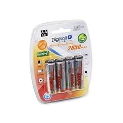 Digivolt Pilhas Ni-Mh AA Recarregavel BT2-2850mAh Pack 4Un - 8502916510069