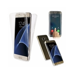 Gel Dupla Rigida 360 Iphone 7 Plus / 8 Plus Transparente