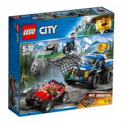 LEGO City - Perseguição em Terreno Acidentado - 60172 - 5702016077537