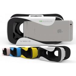 VR SHINECON 3D Oculos Realidade Virtual Rosa S Caixa Fechada - 6702