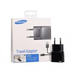 Carreg 220V Samsung TA-U90EBEG 2 Amp + ECB-DU4EBE Preto