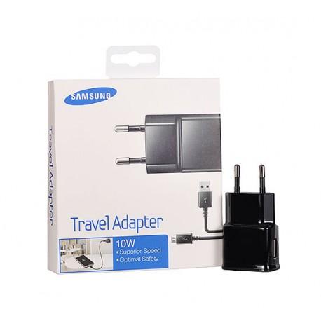Carreg 220V Samsung TA-U90EBEG 2 Amp + ECB-DU4EBE Preto - 8806085298613