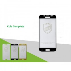 Pelicula Vidro 3D Huawei P Smart Plus Preta