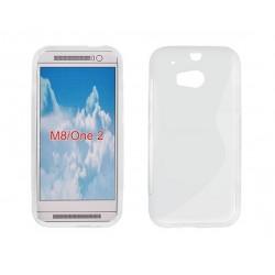 Gel Samsung A20e Transparente