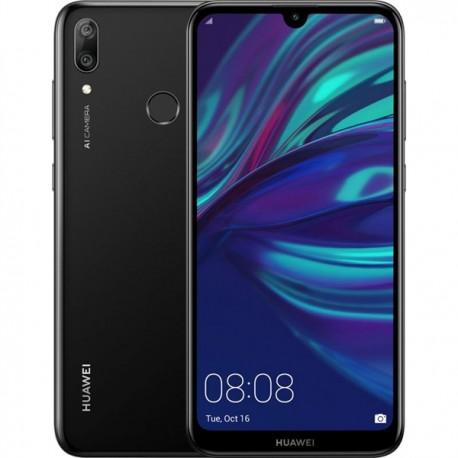 Huawei Y7 2019 3Gb/32Gb Preto Dual Sim - 6901443280872