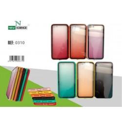 Tampa Colorida New Gradiente Samsung J415 Verde 0310 - 7072