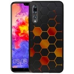 Tampa Apokin Iphone 7 Plus 8 Plus Desenh Hexágon Preta 12083 - 7144