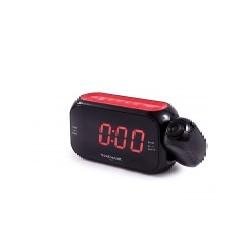 Radio Relogio Despertador TimeMark Cl516 Preto - 8432068018260