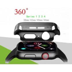 Pelicula Vidro 5D New Watch 360º 38mm Preta