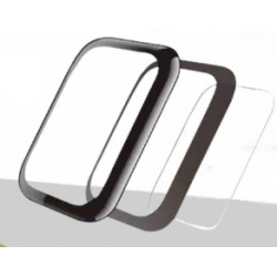 Pelicula Vidro 3D Watch APPLE 360º 44mm Preta - 7201