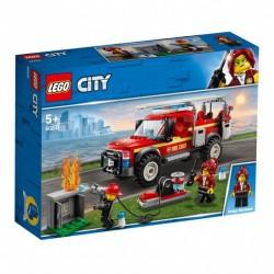 LEGO City - Camião da Chefe dos Bombeiros - 60231 - 5702016370515