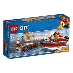 LEGO City - Chamas no Cais - 60213 - 5702016369250