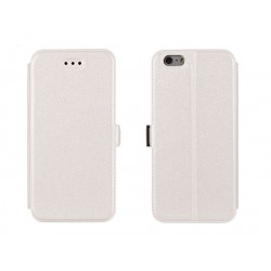 Flip Cover Alcatel OT Pop C7 Branco Tek - 2677