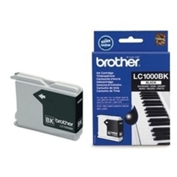 TINTEIRO BROTHER LC1000 PRETO BROLC1000BK - 4977766643870