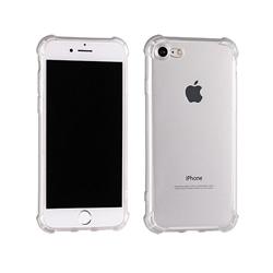 """Gel Anti Choque Iphone 6 4.7"""" Transparente"""