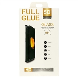 """Pelicula Vidro 5D Iphone 6 4,7"""" Super Clear"""