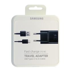 Nucleo 220V Samsung EP-TA20EBEC 2Amp + Cabo Type C Original