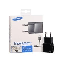 Nucleo 220V Samsung TA-U90EBEG 2 Amp + ECB-DU4EBE Preto Orig