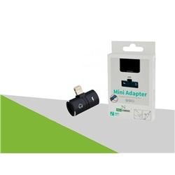 Adaptador Mini New Iphone 5 / Carga + Musica - 8416846609598
