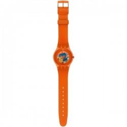 Relogio Swatch Orangish Lacquered - 7610522631885