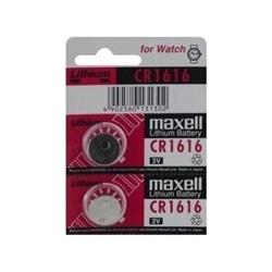 Pilha Relogio Maxell 3V Lithium CR1616 - 4902580131302
