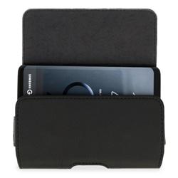 Estojo Telone Max 14 Galaxy Note 2 P/Cinto Preto - 5900217098379