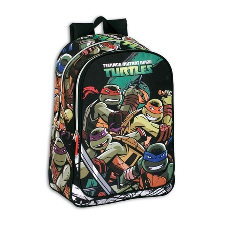 Mochila Turtles Ninja Fight Grande Perona - 8414778212442