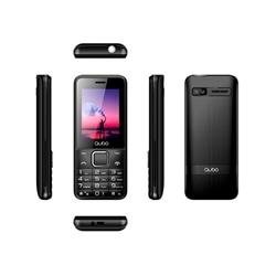 """Qubo X229 32Mb Ram + 32Mb Rom 2.4"""" TFT Dual Sim Preto Livre - 6944762769543"""