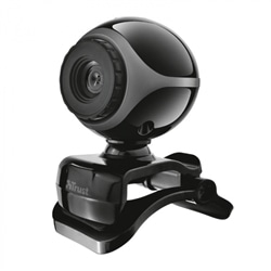Webcam Trust Exis C Microfone Incorporado - 8713439170030