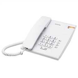 Telefone Fixo Alcatel Temporis 180 Branco - 3700601407747