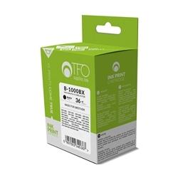Tinteiro TFO Brother LC1000Bk LC970Bk 36ml Preto Compativel - 5907582345367