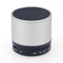 Coluna Portatil Bluetooth BL-S10 Prata - 5902280600527