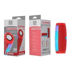 Coluna Musica Tech Bluetooth Vermelha TH2625 - 5688143340174
