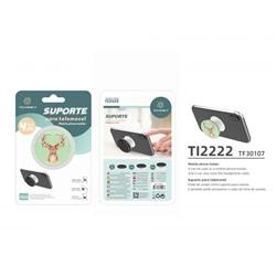 Suporte Popsocket Tech Com Desenho TI2222 - 5688143301076
