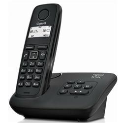 Telefone Sem Fios Gigaset AL117A Preto - 4250366851907