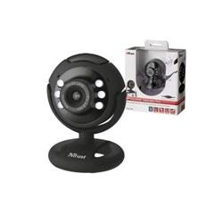 Webcam Trust SpotLight Pro C Microfone Incorporado Preta - 8713439164282