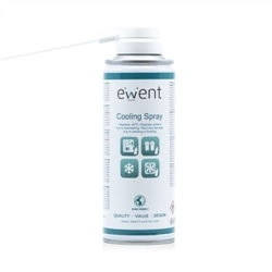 Ewent Spray Limpeza Placas Memorias Teclados 200ml EW5616 - 8054392614095