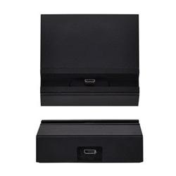 Base Carregador Universal Micro Usb DK-52 Preta - 5900217169628