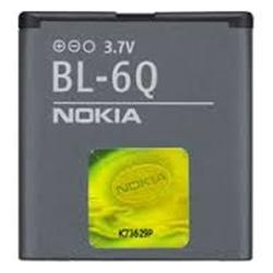 Bateria Nokia BL-6Q Original Bulk - 6438158032613