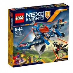 LEGO Nexo Knights - O Atacante Aéreo V2 do Aaron Fox - 70320 - 5702015573979