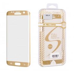 Pelicula Vidro Temperado Samsung G950 S8 Curva Gold - 5784