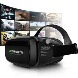 VR SHINECON 3D Oculos Realidade Virtual Pretos - 8435381001513