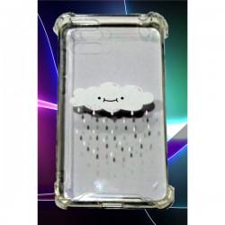 Tampa Samsung J4 Plus J415 C Desenho Nuvem Transparente - 6720