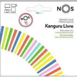 Cartao Kanguru Livre 1 Dia - 4212